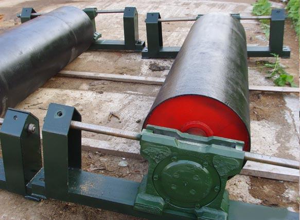 Валы приводных барабанов ленточных конвейеров тормоза на ленточных конвейерах